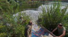 Кемпинг Косачи, рыбалка в Минске